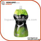 Stand up Aluminum Foil Tea Bag with Spout