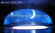 China Waterproof indoor xx video led display screen advertisment