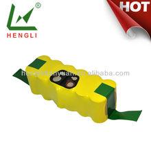 14.4v aspirapolvere batteria per iRobot Roomba 500 510 530 535 540 3500 mah