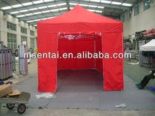 garden tent canopy/gazebo 3 x 3 party tent/high quality pvc pipe