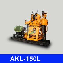 Hydraulic portable AKL-150L geophysical equipment