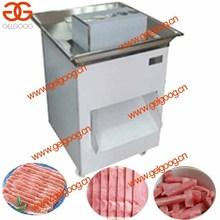 Meat Slicing Machine Chicken Chop Cutting Machine Meat Cutter Machine