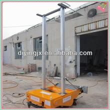 newly developed automatic wall pasting machine