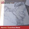 Newstar imported white marble tile
