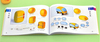 2014 children to learn Kneading color clay book with simple instruction