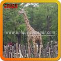 Afrika hayvan heykelleri satış lifesize zürafa heykeli