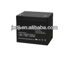 Rovidea VRLA AGM Rechargeable Lead Acid Battery 12v4.5Ah