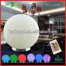 Peru market 2014 Innovative LED light Wholesale Popular Led Golf Ball Professional manufacture in china