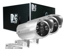 German Brand 720p Megapixel High Definition Wireless Network Home Security Systems