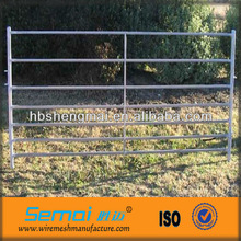 Heavy Duty Horse/Sheep Fence Panel Galvanized Square Pipe Corral Panel