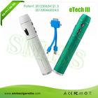 chinoiserie style e-cigarette e cigarette ech III,cigarette 2014 kit
