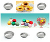 Best-selling High Quality Food Grade Hot Sale Recyclable Environmental Custom Made Aluminum Container
