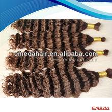 New arrival best selling virgin human hair wholesale natural afro hair extension kinky bulk hair