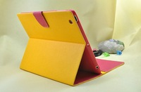 Ultra Slim Smart Magnetic Leather Cover Case for New Apple iPad 5 iPad Air hot sale Korea brand
