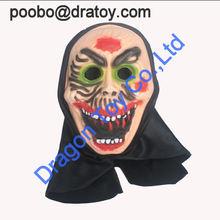 custom rubber halloween animal mask