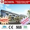 Aluminium zinc fiber cement roof tile building meterial