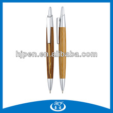 Ecological Material Made Promotional Ball Pen Bamboo