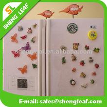 Hot sale rubber city name fridge magnets