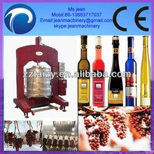Most popular Hydraulic ice Grape juice Machine in Europe