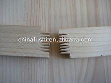 Good Quality Radiata Pine Glulam(Glued Laminated Timbe) finger jointed timber