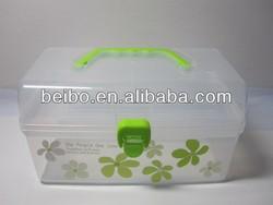 new material Portable Medicine Case first aid box pill box medicine chest