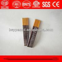 HB thin shrink film pencils