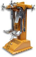 Heating Boot Shoe Stretcher / Enlarger Machine EMS 332