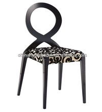 Indonesian style wooden bar chair HDC686