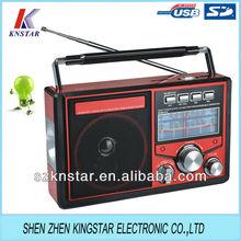 AM/FM/SW1-2 4 BAND HAM RADIO RECEIVER