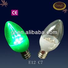 best price ce&rohs beautiful 110/220v e12 night light light led