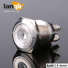 L19M-F/N/S/D 19mm led indicator pilot lamp