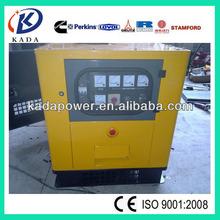 small generator with generator diesel fuel tank