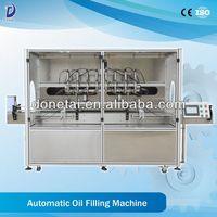 Automatic Corn Oil Filling Machine/Engine Oil Filler/Automatic Liquid Filling Machine