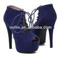 Phụ nữ giày nữ mắt cá cô gái gợi cảm bán buôn trực tuyến giày cửa hàng PC2790