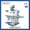 Multi-functional Universal Knee Type Milling Machine