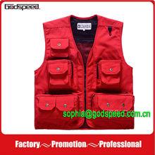 2014 Popular design 100 cotton sports vest