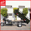 Top Guangdong KAVAKI Manufacturer Cargo Three Wheel Motor Scooter/Tri Wheel Motorcycle