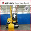 Hot sale best price mini jcb wheel excavator DLS880-9A with Yuchai engine