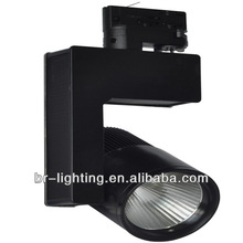 special 3 phase led track light in round shape
