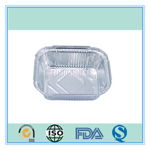 large airtight stackable food aluminum storage containers