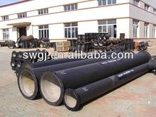 ISO2531 EN545 ductile Flanged pipe DN80-2000