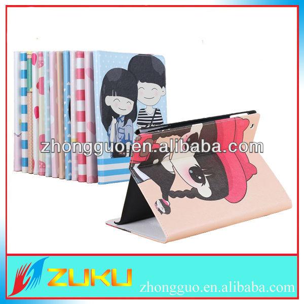 coach case for ipad air case cartoon design tablet cover