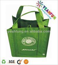 Cheap zippered shopping tote bag