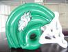 Hot sale cheap custom inflatable sports football helmet for sale