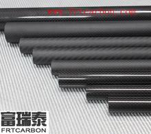 high strength carbon fiber composite boom /tubes/poles/pipes 25mm 22mm 20mm 18mm 16mm 19mm 14mm 12mm 10mm 8mm 6mm