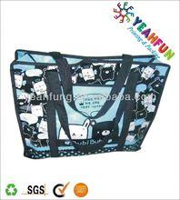 Hot sale fashion shoulder shopping bag