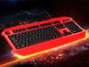 usb led backlit keyboard,gaming led keyboard