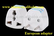 EU traveling power plug adapter