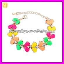 Fashion Colorful Stone Chain Bracelet Jewlery SZ-1139