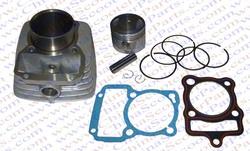 62mm 15mm Cylinder Piston Ring Gasket Kit CG150 150CC Zongshen Shineray Bashan ATV Dirt Pit bike